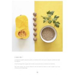 quinoa courge noix