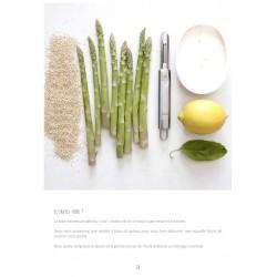 risotto quinoa asperge