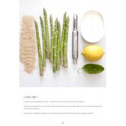 risotto quinoa asperges