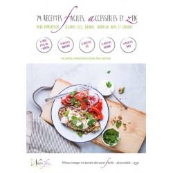 couverture 74 recettes faciles pour apprivoiser les légumes secs, le quinoa, le sarrasin, les noix et les graines