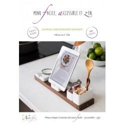 menu hebdo 14 recettes été